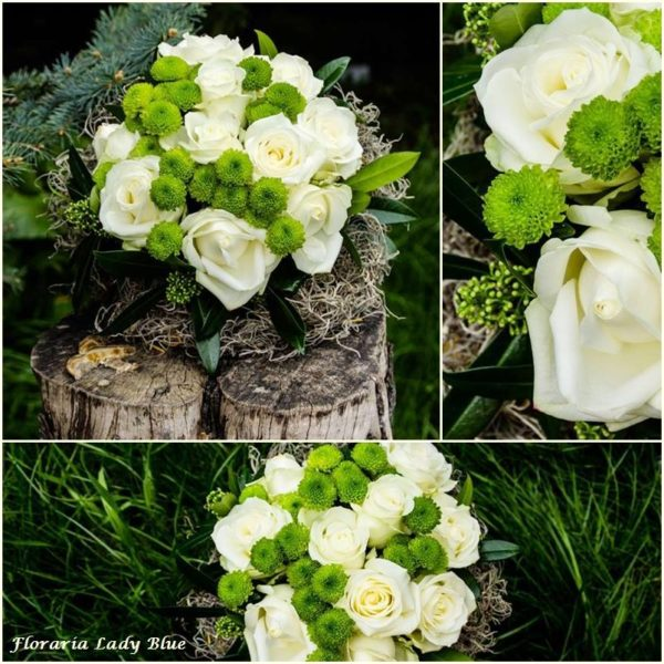 Floraria Lady-Blue
