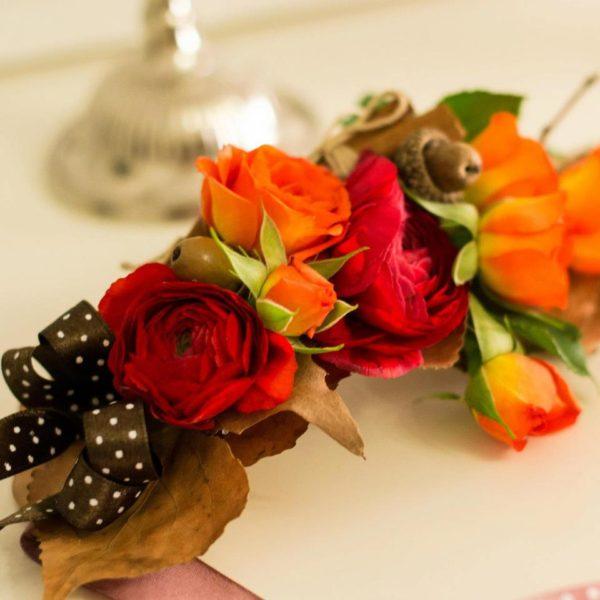 Moood, giuvaere florale