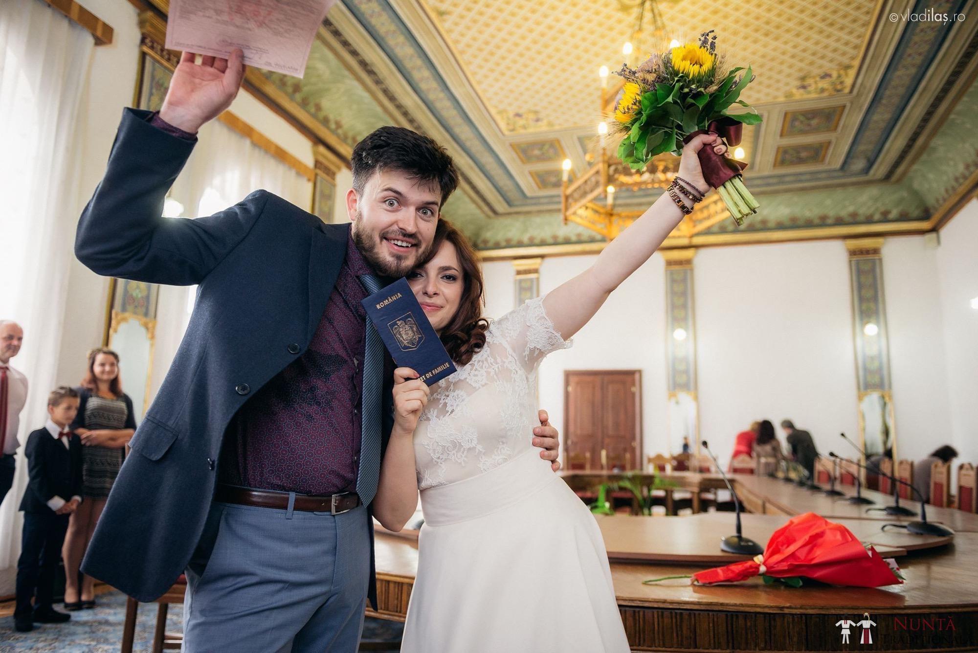 Povești Nunți Tradiționale - Oana și Sergiu - Nuntă tradițională-n Pojorâta, Bucovina 37