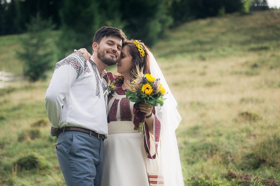 Povești Nunți Tradiționale - Oana și Sergiu - Nuntă tradițională-n Pojorâta, Bucovina 27