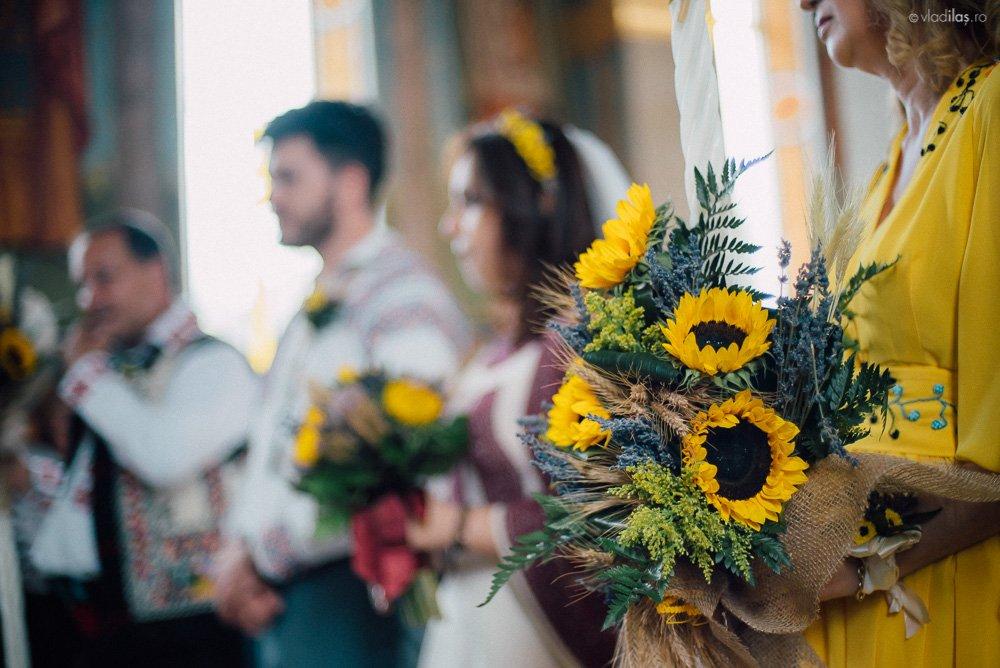 Povești Nunți Tradiționale - Oana și Sergiu - Nuntă tradițională-n Pojorâta, Bucovina 22