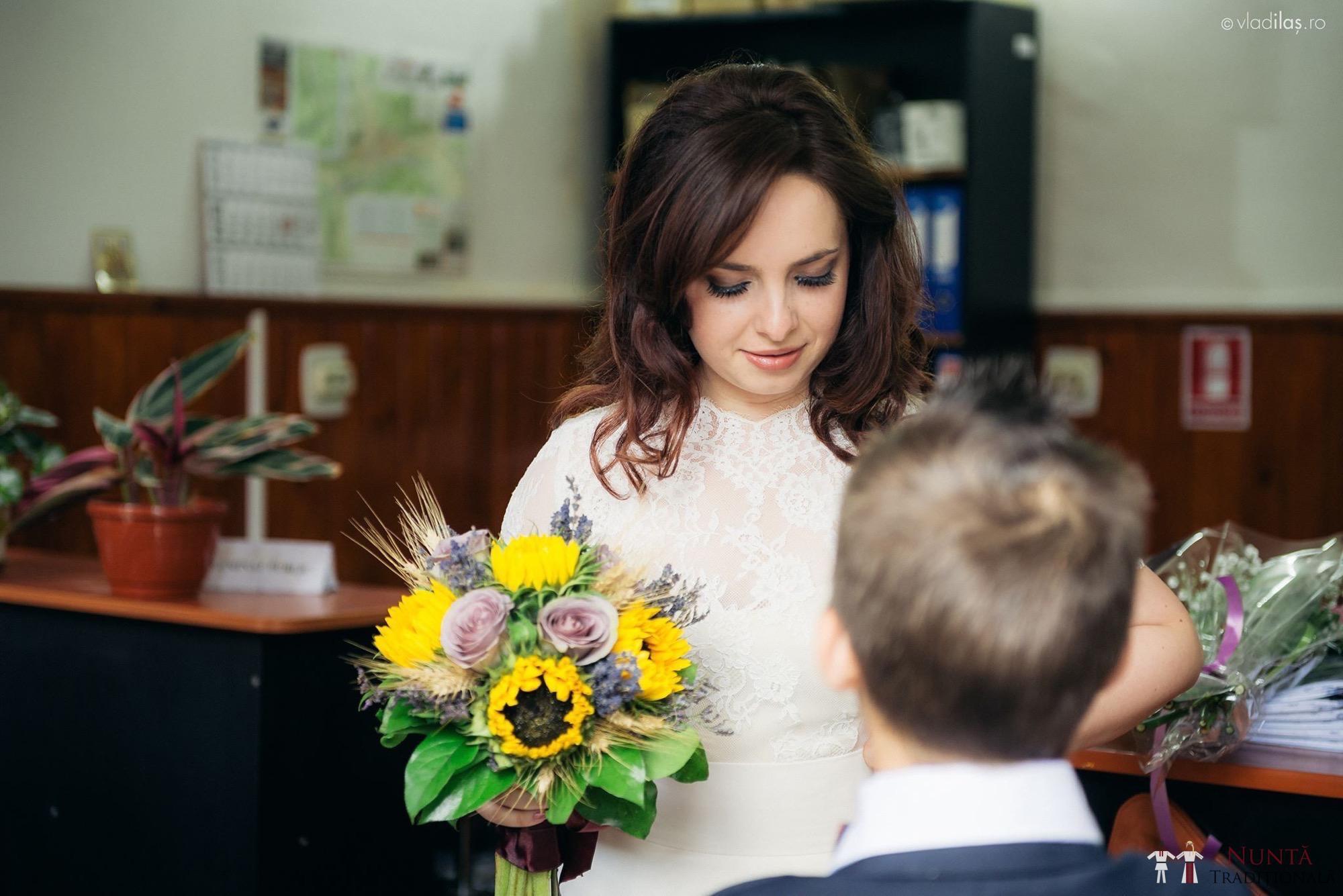 Povești Nunți Tradiționale - Oana și Sergiu - Nuntă tradițională-n Pojorâta, Bucovina 44