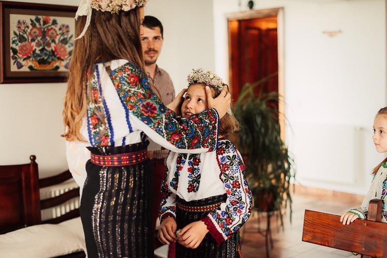 Povești Nunți Tradiționale - Simina și Andrei - Cu veselie despre nunta tradițională din Horodnic, Suceava 43