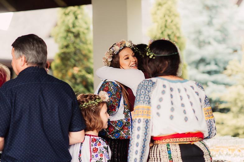 Povești Nunți Tradiționale - Simina și Andrei - Cu veselie despre nunta tradițională din Horodnic, Suceava 29