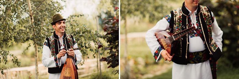 Povești Nunți Tradiționale - Simina și Andrei - Cu veselie despre nunta tradițională din Horodnic, Suceava 25