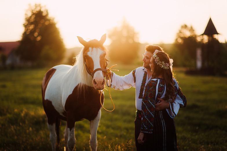 Povești Nunți Tradiționale - Simina și Andrei - Cu veselie despre nunta tradițională din Horodnic, Suceava 14