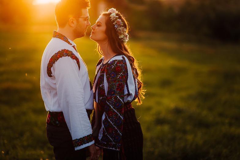 Povești Nunți Tradiționale - Simina și Andrei - Cu veselie despre nunta tradițională din Horodnic, Suceava 7