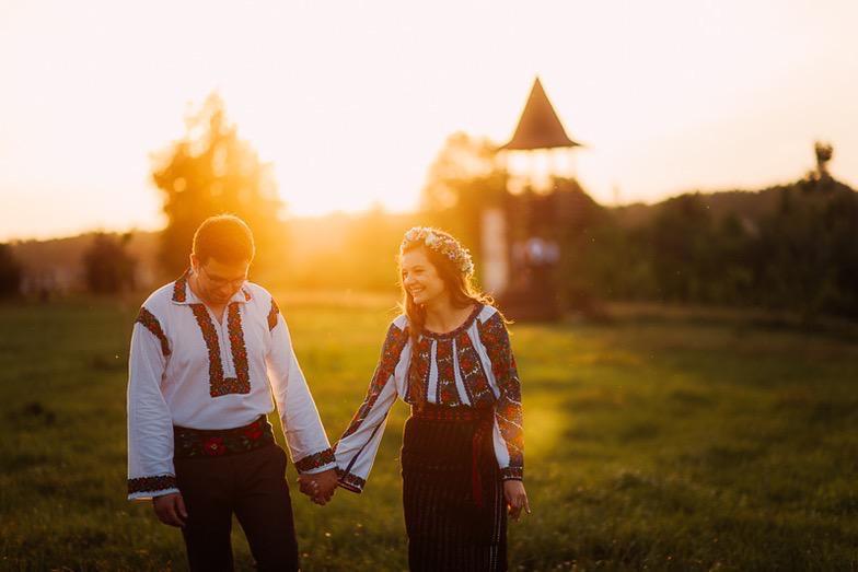 Povești Nunți Tradiționale - Simina și Andrei - Cu veselie despre nunta tradițională din Horodnic, Suceava 6