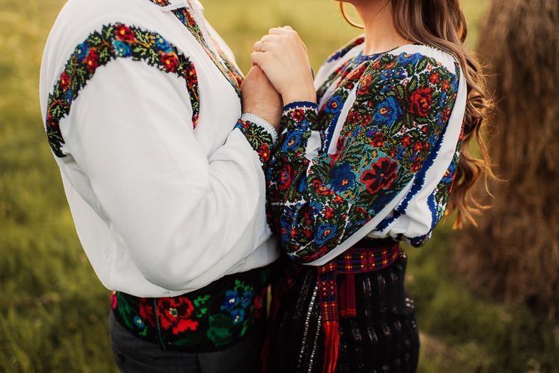 Povești Nunți Tradiționale - Simina și Andrei - Cu veselie despre nunta tradițională din Horodnic, Suceava 2