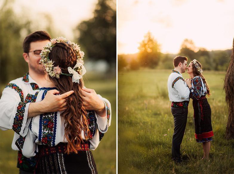 Povești Nunți Tradiționale - Simina și Andrei - Cu veselie despre nunta tradițională din Horodnic, Suceava 1