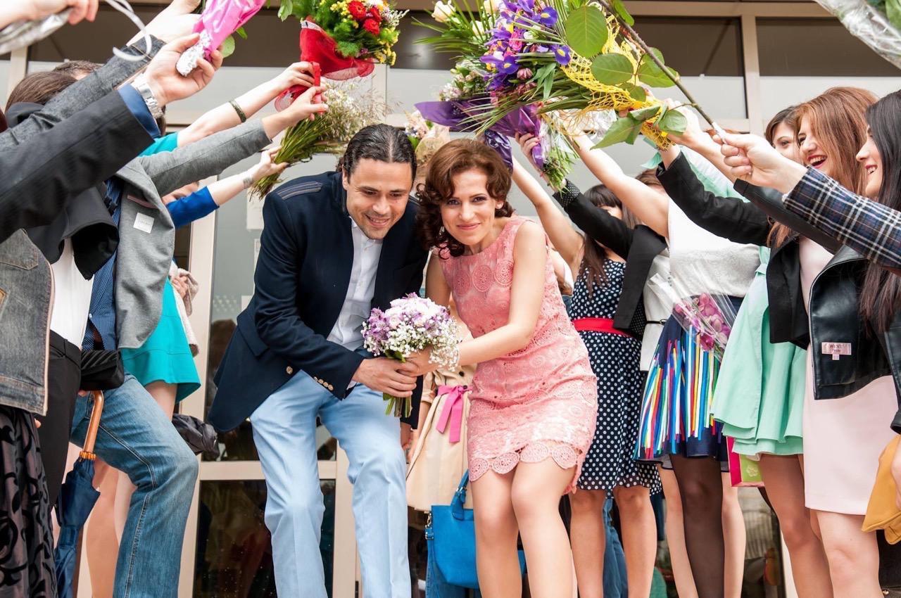Povești Nunți Tradiționale - Cristina si Cornel - Nunta celor trei luni de vară