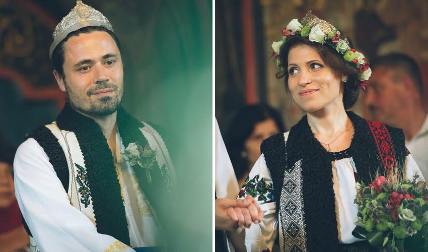 Povești Nunți Tradiționale - Cristina si Cornel - Nunta celor trei luni de vară 43