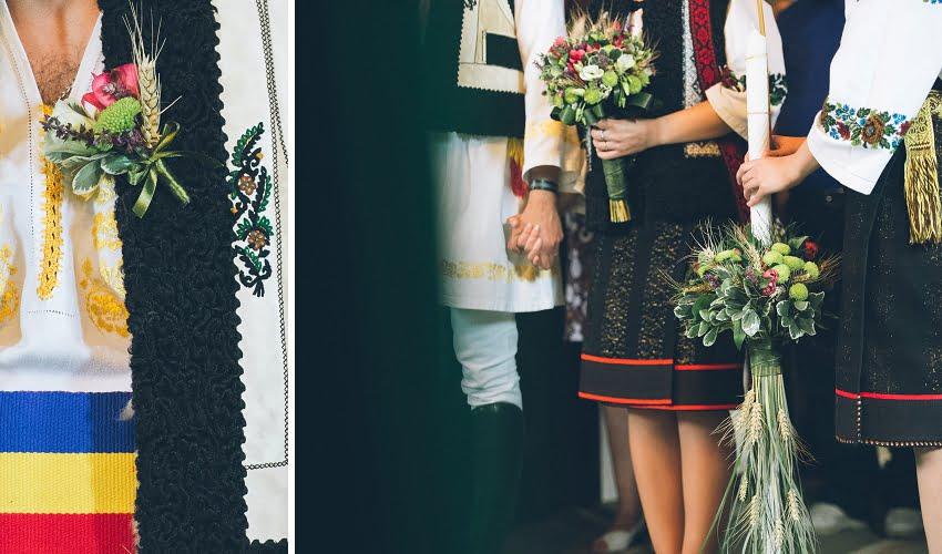 Povești Nunți Tradiționale - Cristina si Cornel - Nunta celor trei luni de vară 36