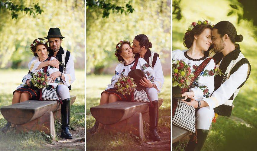 Povești Nunți Tradiționale - Cristina si Cornel - Nunta celor trei luni de vară 20