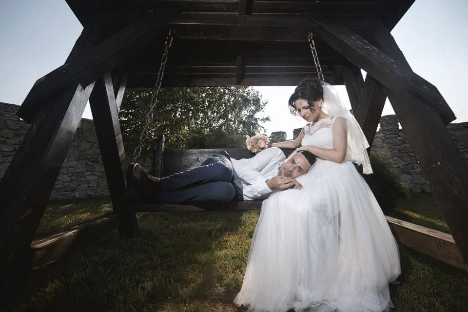 Povești Nunți Tradiționale - Cristina si Cornel - Nunta celor trei luni de vară 7