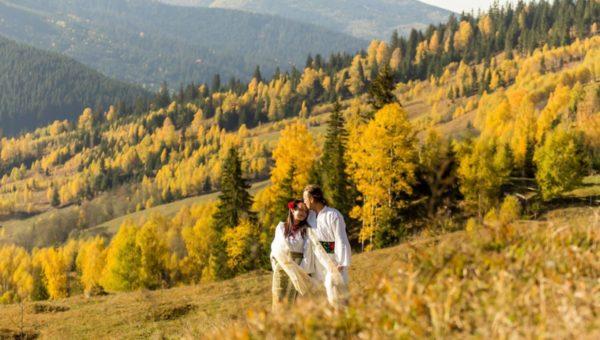 Povești Nunți Tradiționale - Ionela și Marcel - Nuntă tradițională din Săcel, Maramureș 3