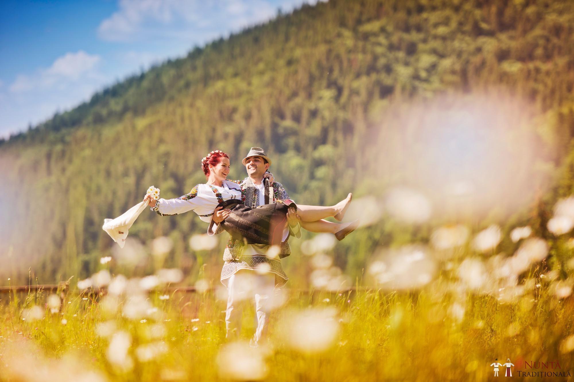Povești Nunți Tradiționale - Gabriela și Mădălin - Nuntă Tradițională în Suceava, Bucovina 15