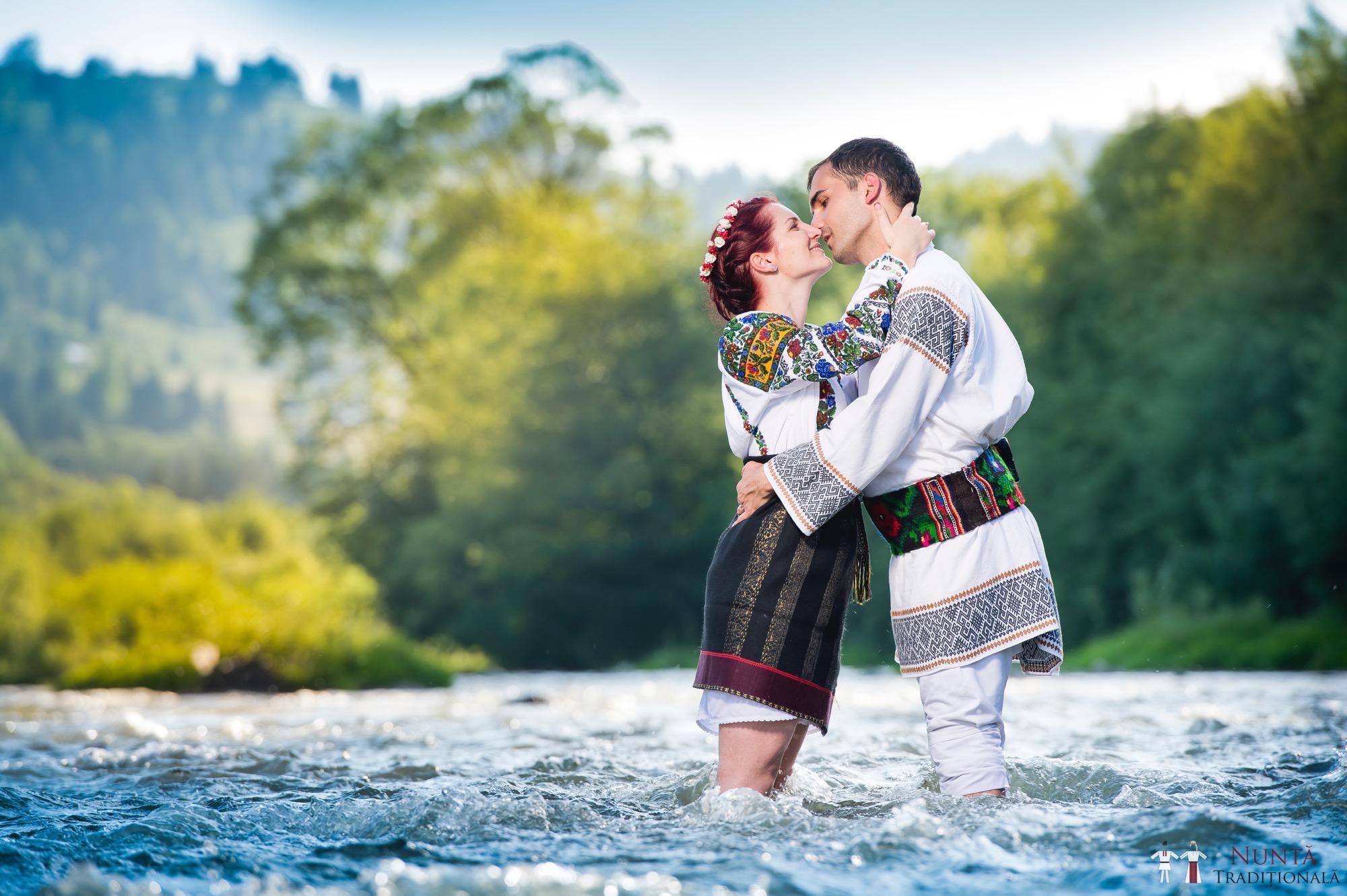 Povești Nunți Tradiționale - Gabriela și Mădălin - Nuntă Tradițională în Suceava, Bucovina 9