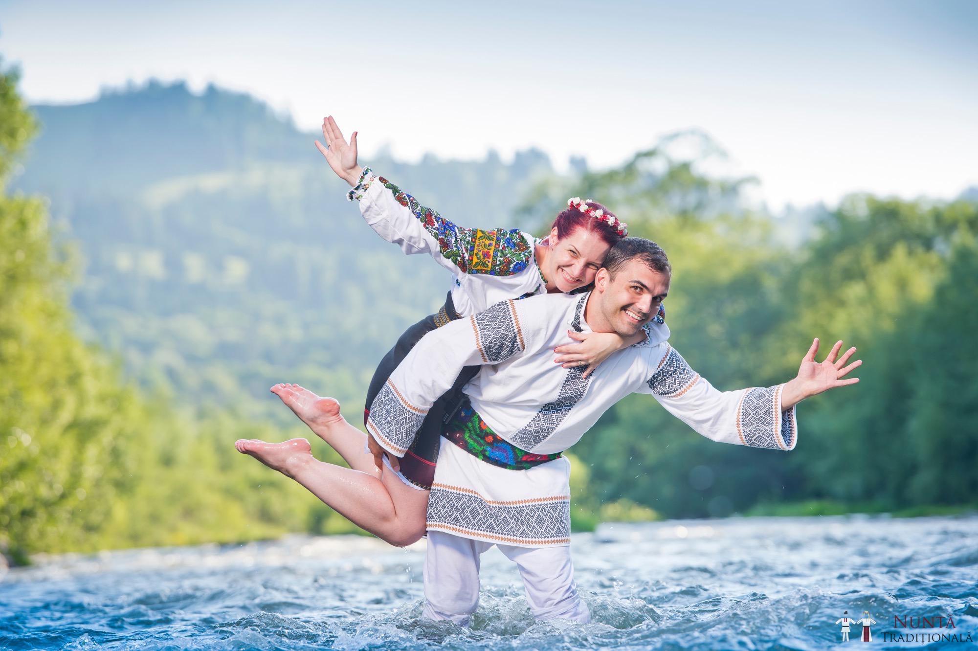 Povești Nunți Tradiționale - Gabriela și Mădălin - Nuntă Tradițională în Suceava, Bucovina 8