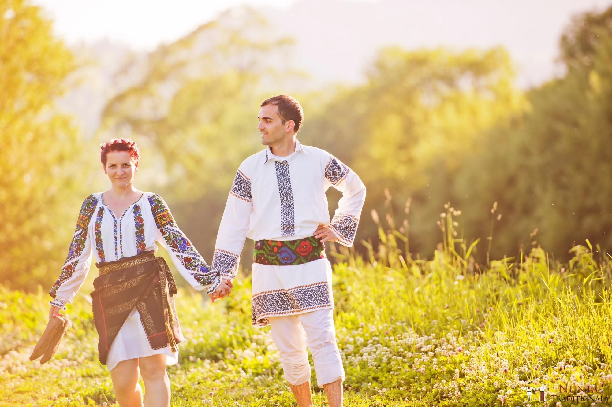 Povești Nunți Tradiționale - Gabriela și Mădălin - Nuntă Tradițională în Suceava, Bucovina 7