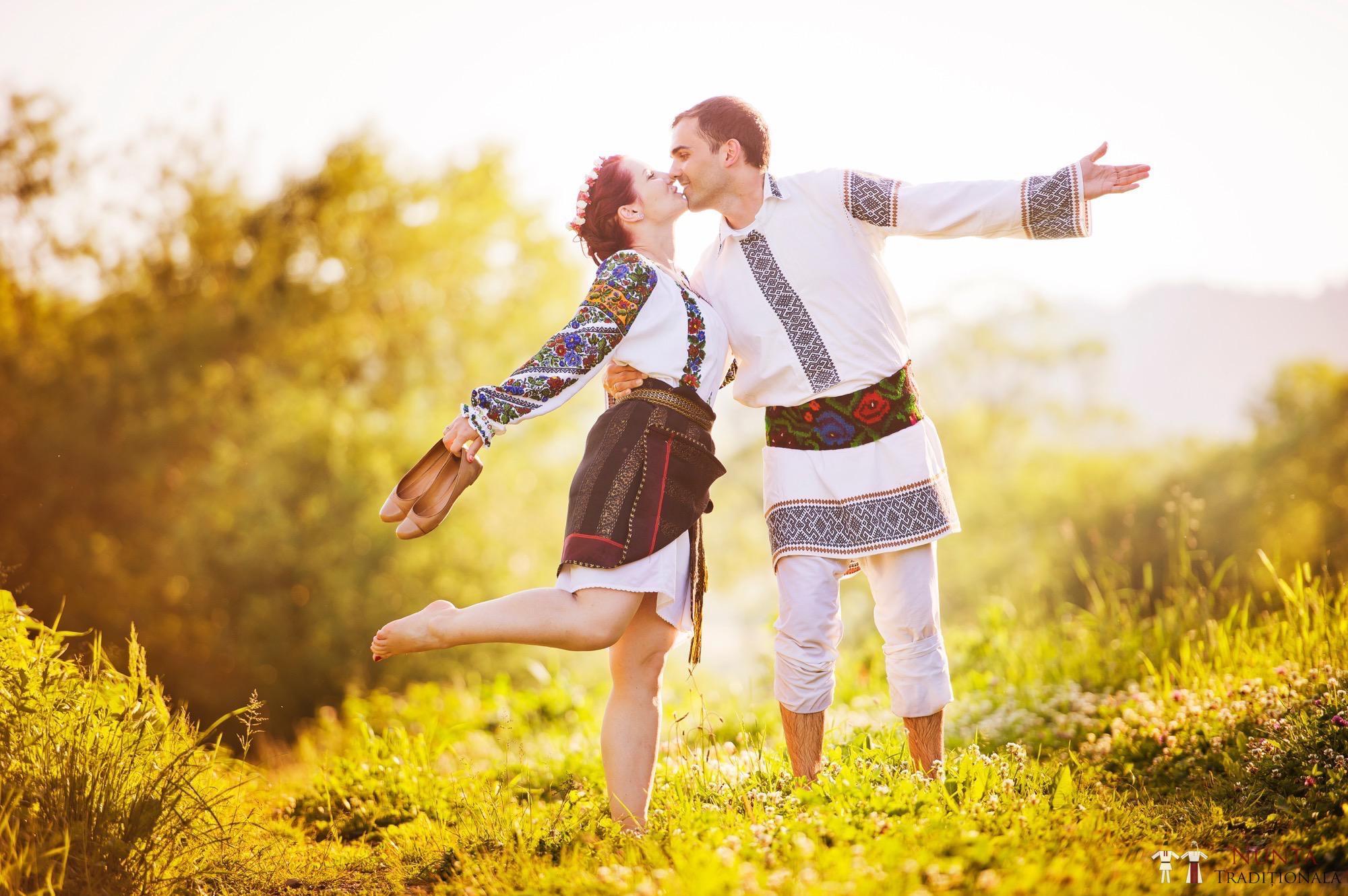 Povești Nunți Tradiționale - Gabriela și Mădălin - Nuntă Tradițională în Suceava, Bucovina 6