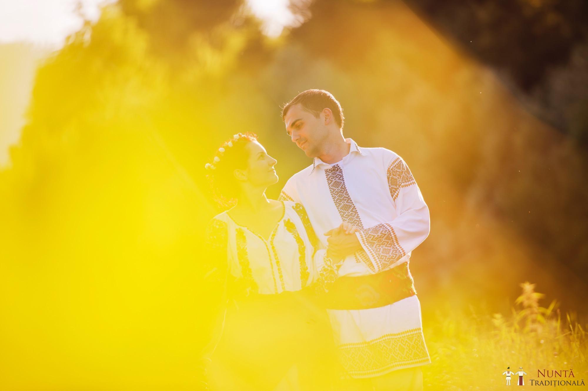 Povești Nunți Tradiționale - Gabriela și Mădălin - Nuntă Tradițională în Suceava, Bucovina 5