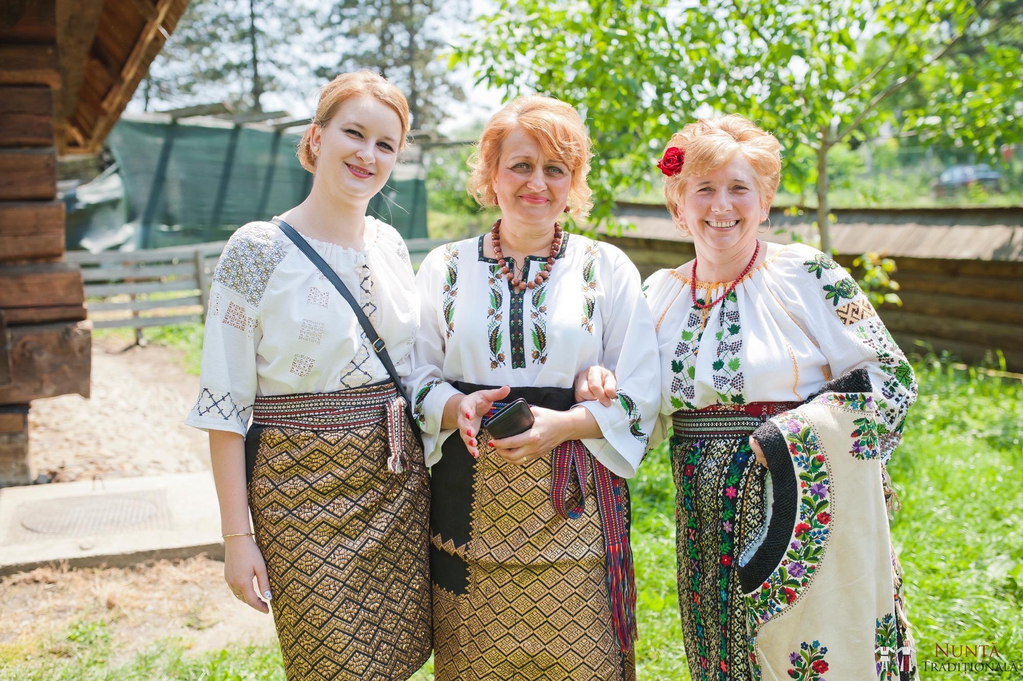 Povești Nunți Tradiționale - Gabriela și Mădălin - Nuntă Tradițională în Suceava, Bucovina 100