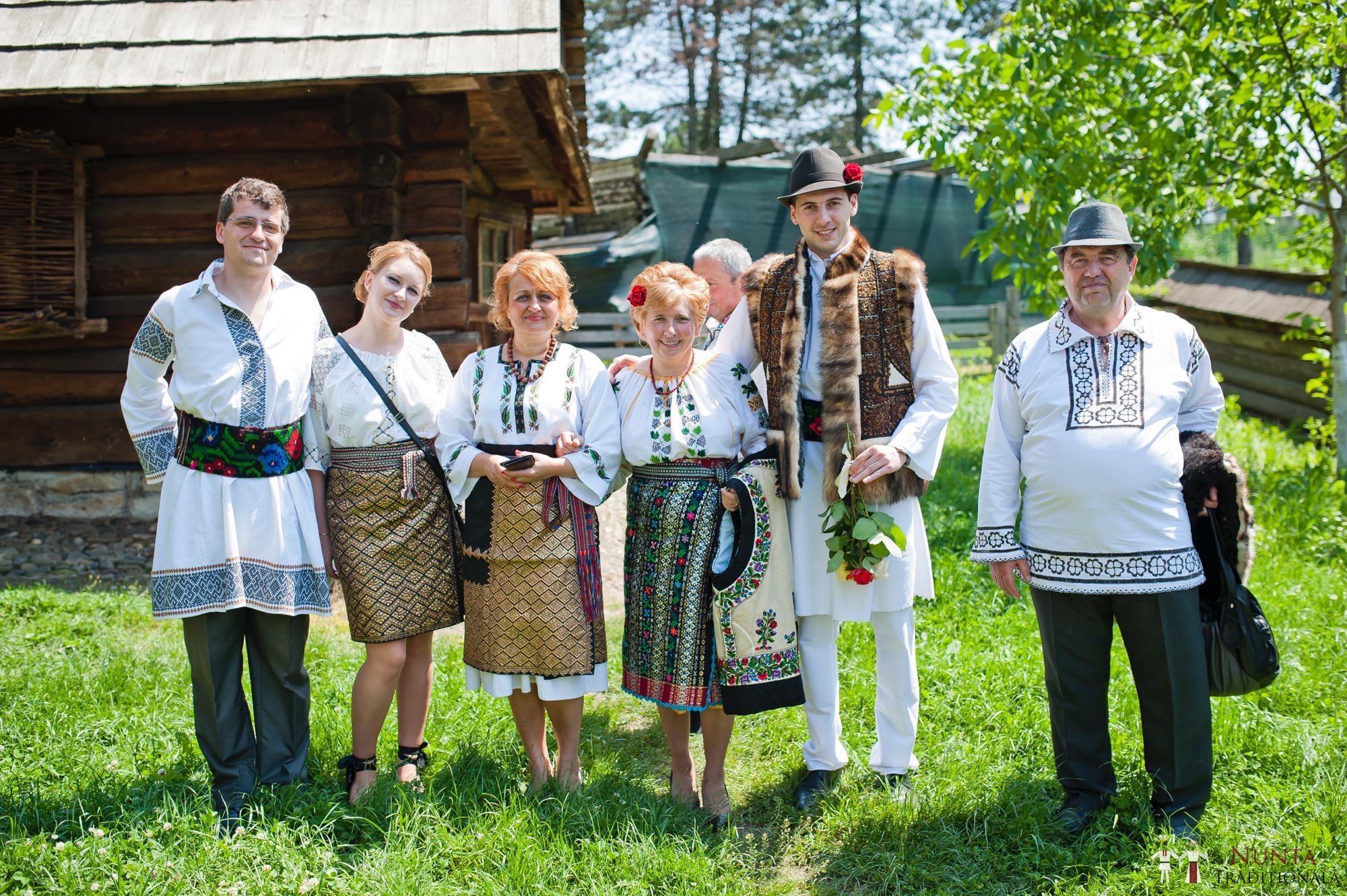 Povești Nunți Tradiționale - Gabriela și Mădălin - Nuntă Tradițională în Suceava, Bucovina 99