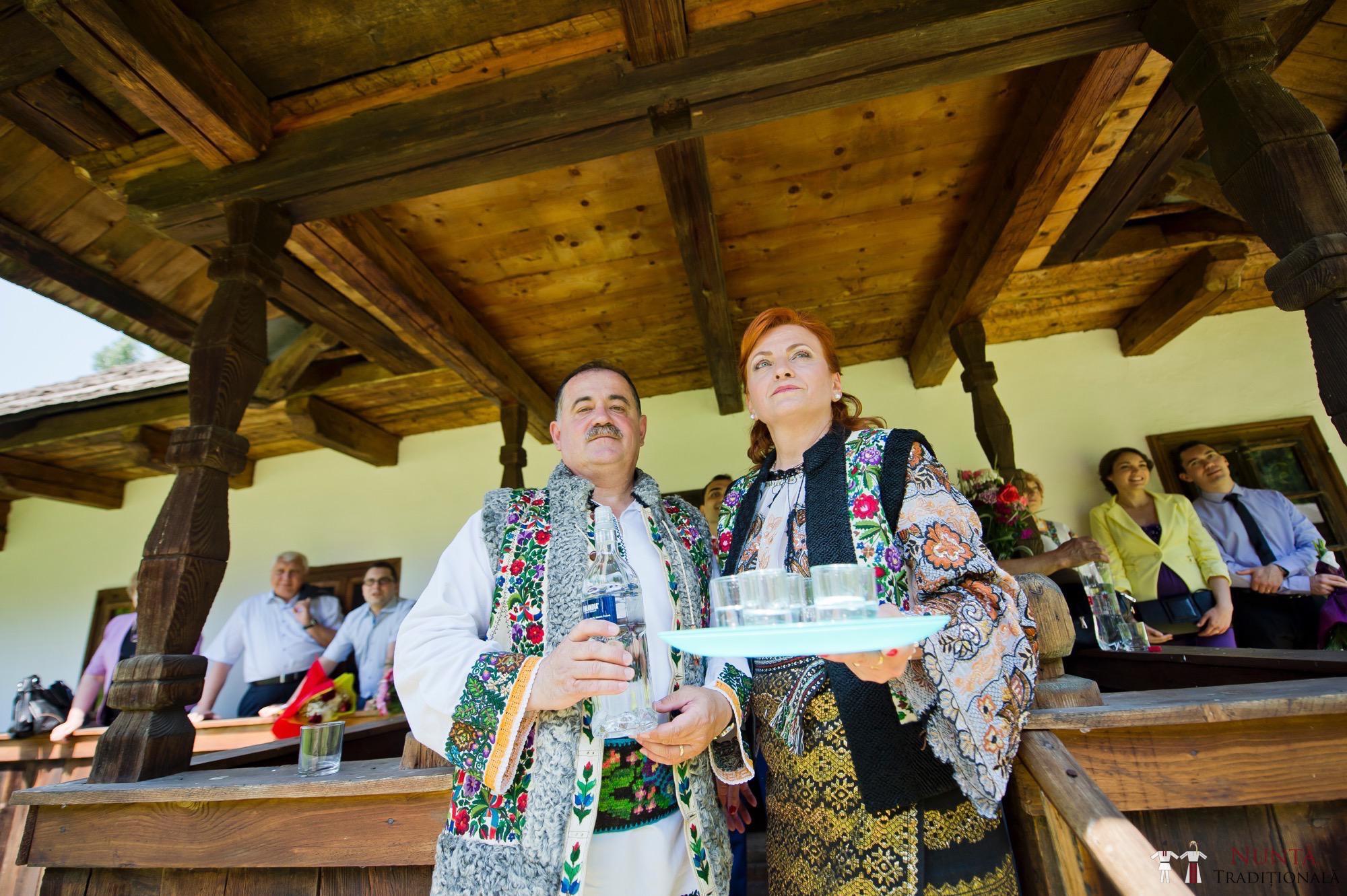 Povești Nunți Tradiționale - Gabriela și Mădălin - Nuntă Tradițională în Suceava, Bucovina 96