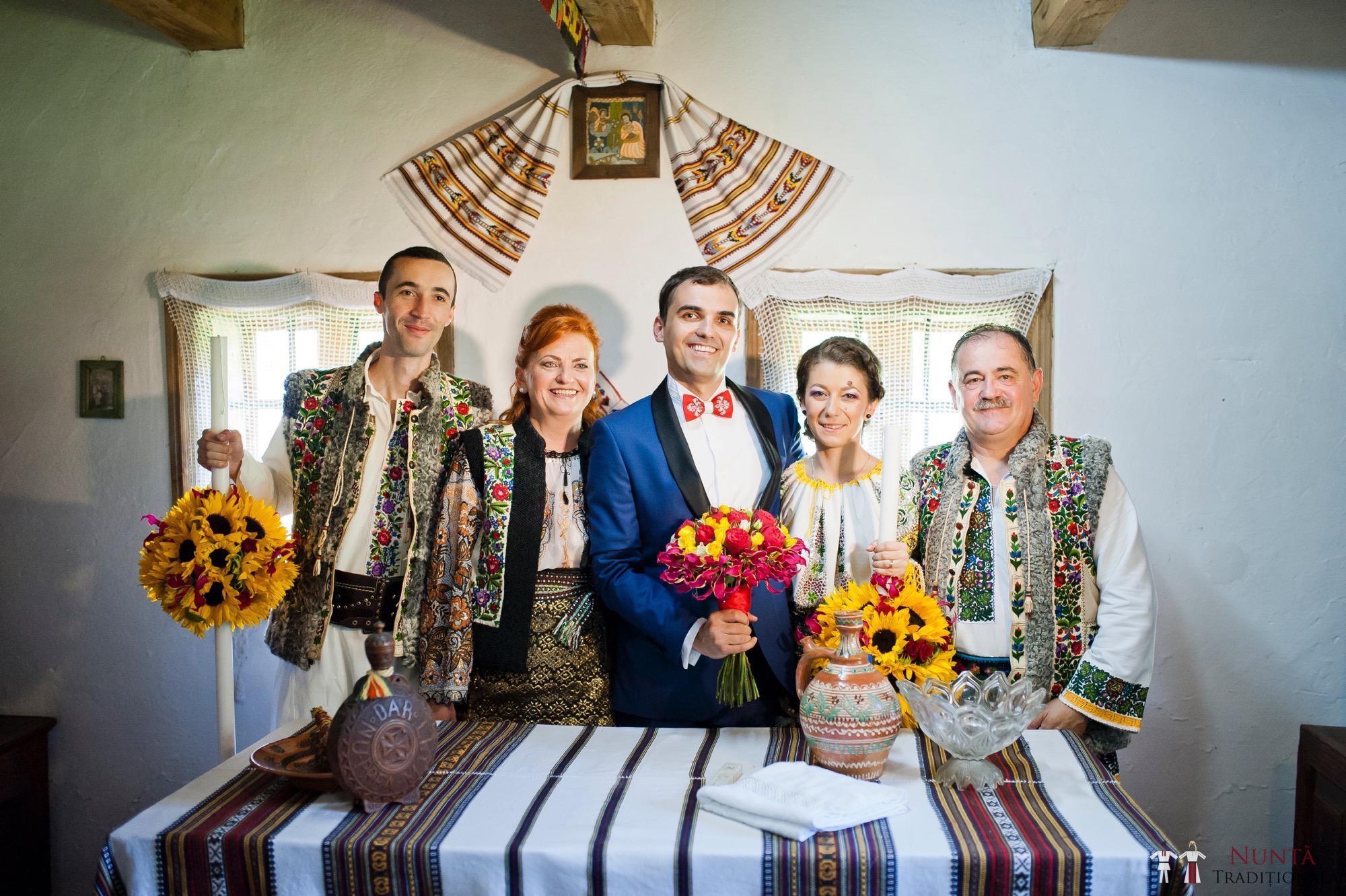 Povești Nunți Tradiționale - Gabriela și Mădălin - Nuntă Tradițională în Suceava, Bucovina 94