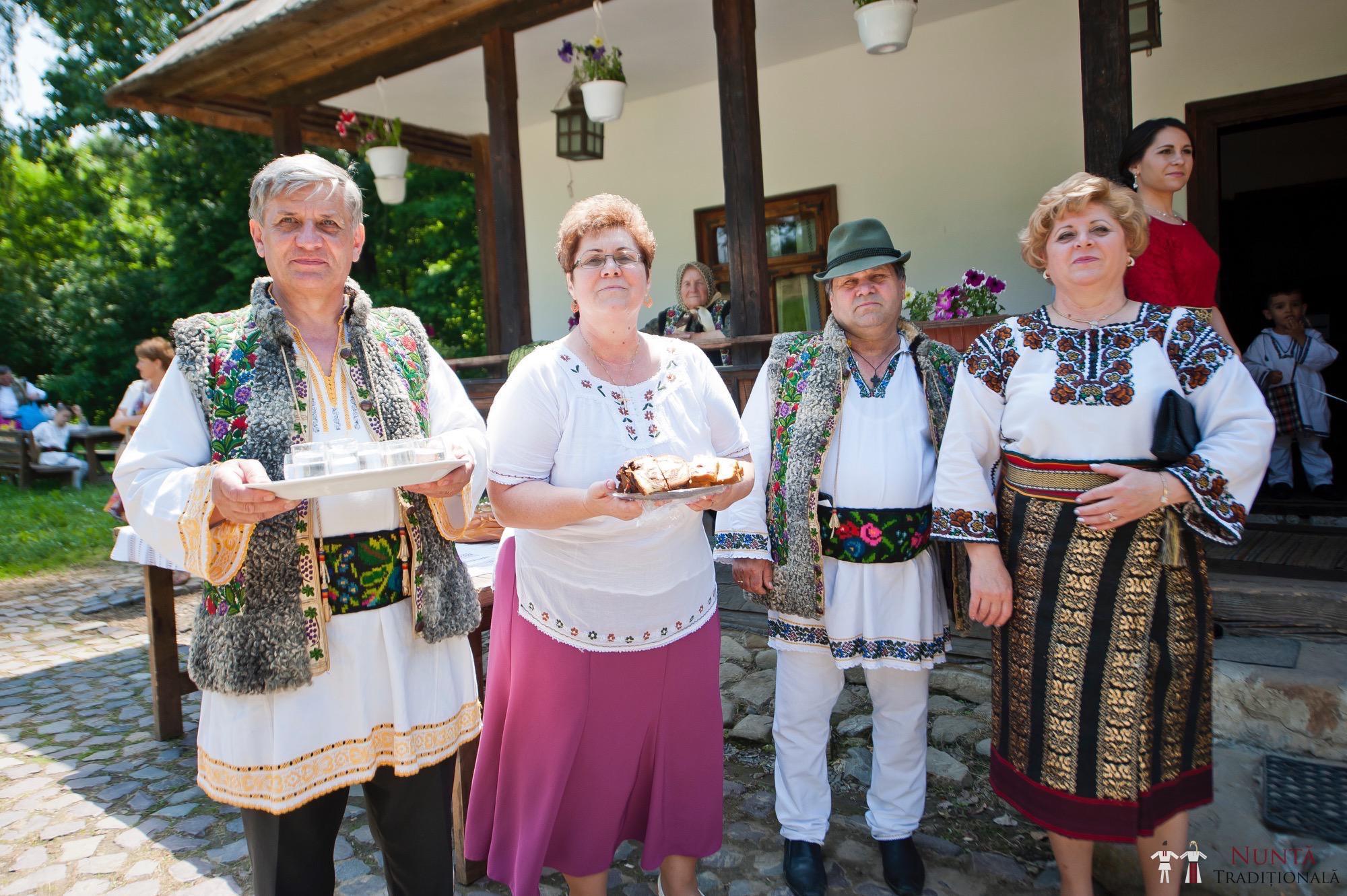 Povești Nunți Tradiționale - Gabriela și Mădălin - Nuntă Tradițională în Suceava, Bucovina 88