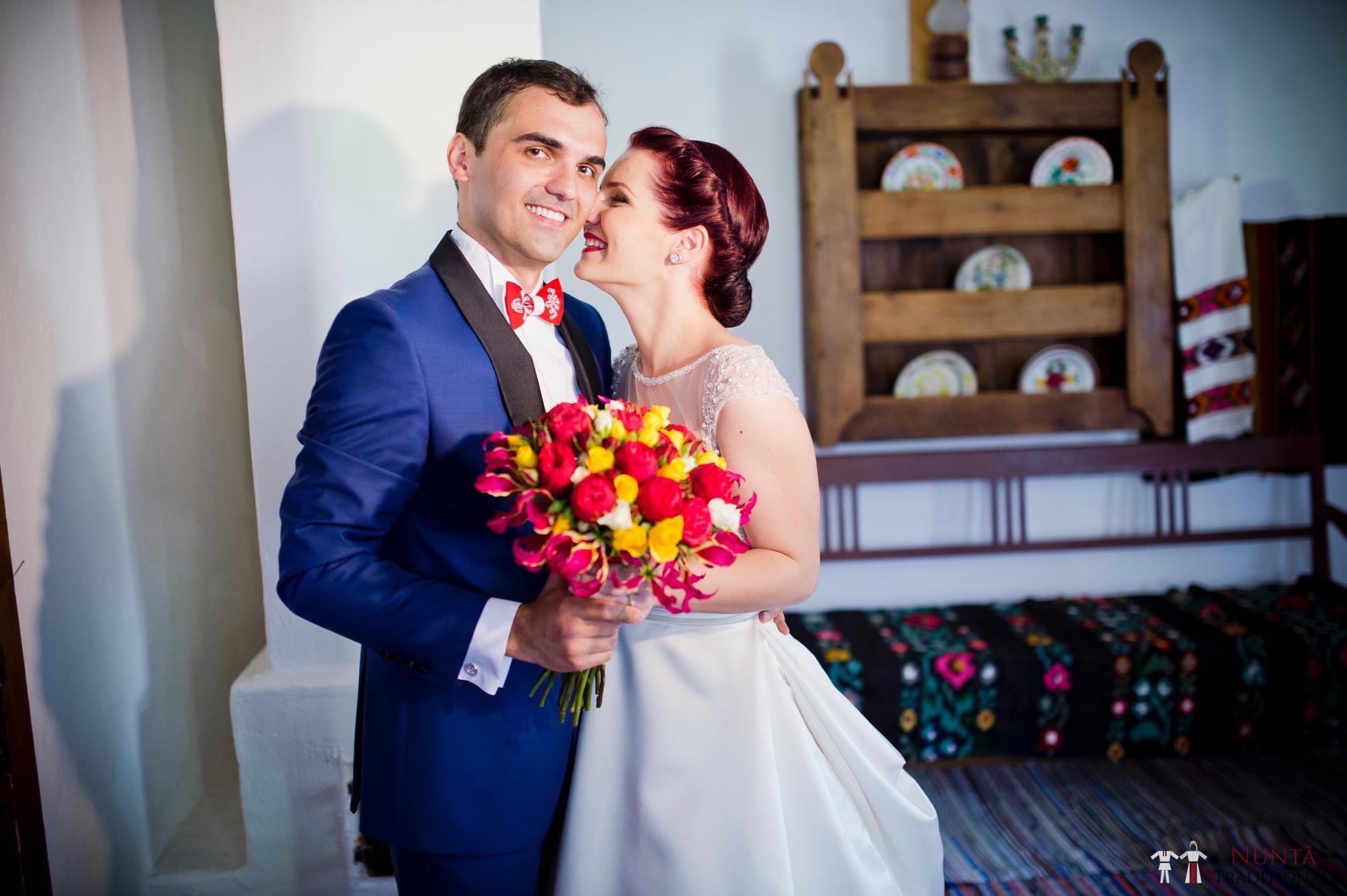 Povești Nunți Tradiționale - Gabriela și Mădălin - Nuntă Tradițională în Suceava, Bucovina 86