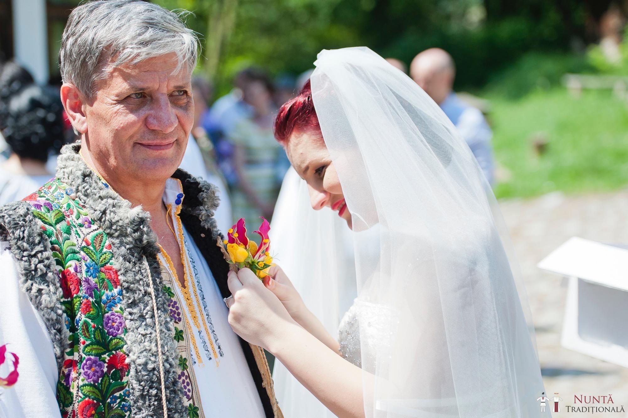 Povești Nunți Tradiționale - Gabriela și Mădălin - Nuntă Tradițională în Suceava, Bucovina 81