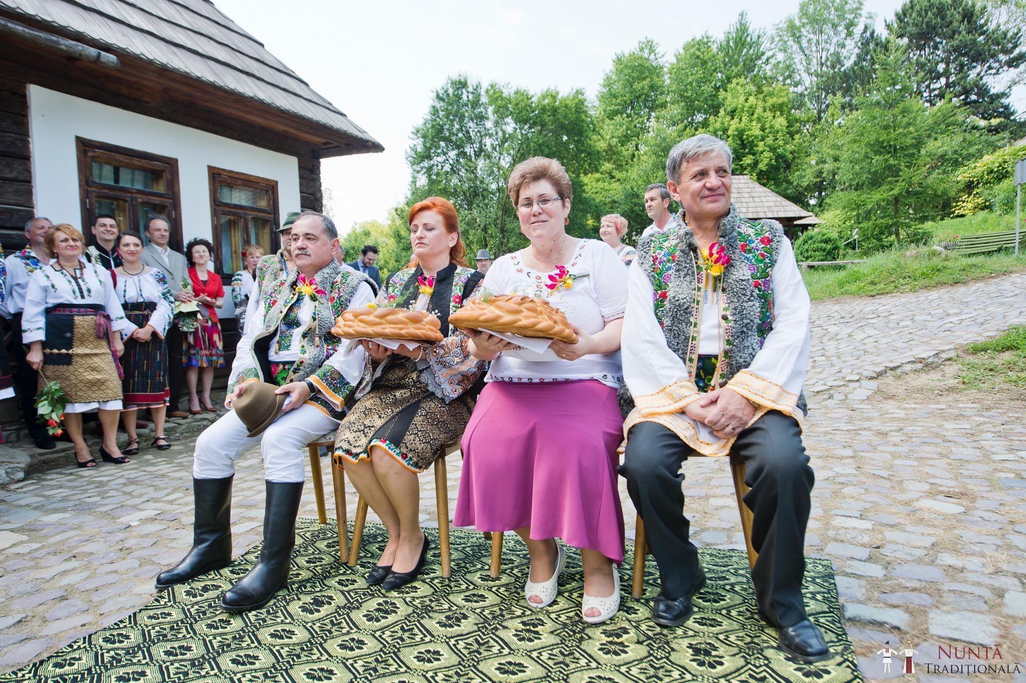Povești Nunți Tradiționale - Gabriela și Mădălin - Nuntă Tradițională în Suceava, Bucovina 79