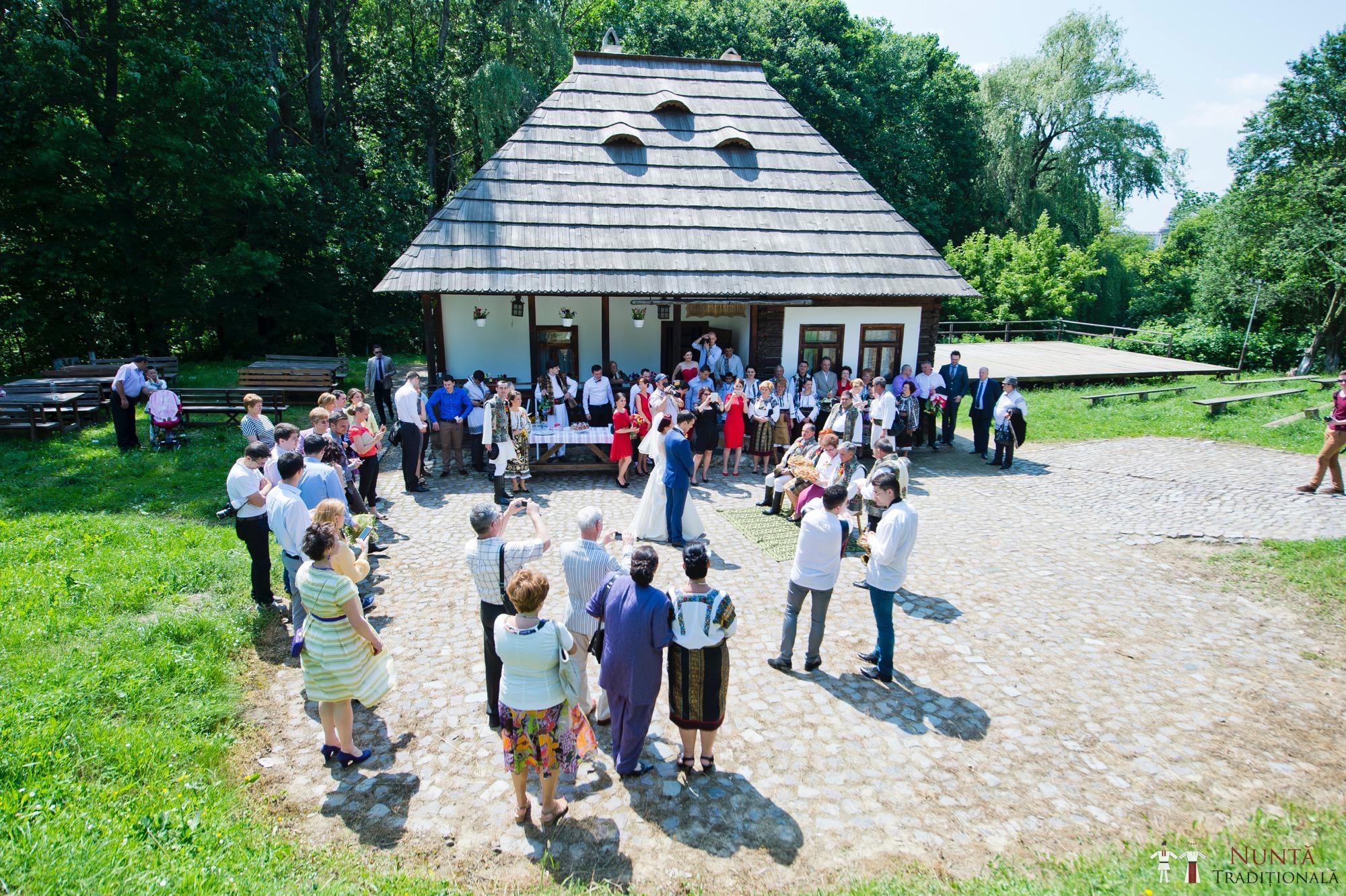 Povești Nunți Tradiționale - Gabriela și Mădălin - Nuntă Tradițională în Suceava, Bucovina 78
