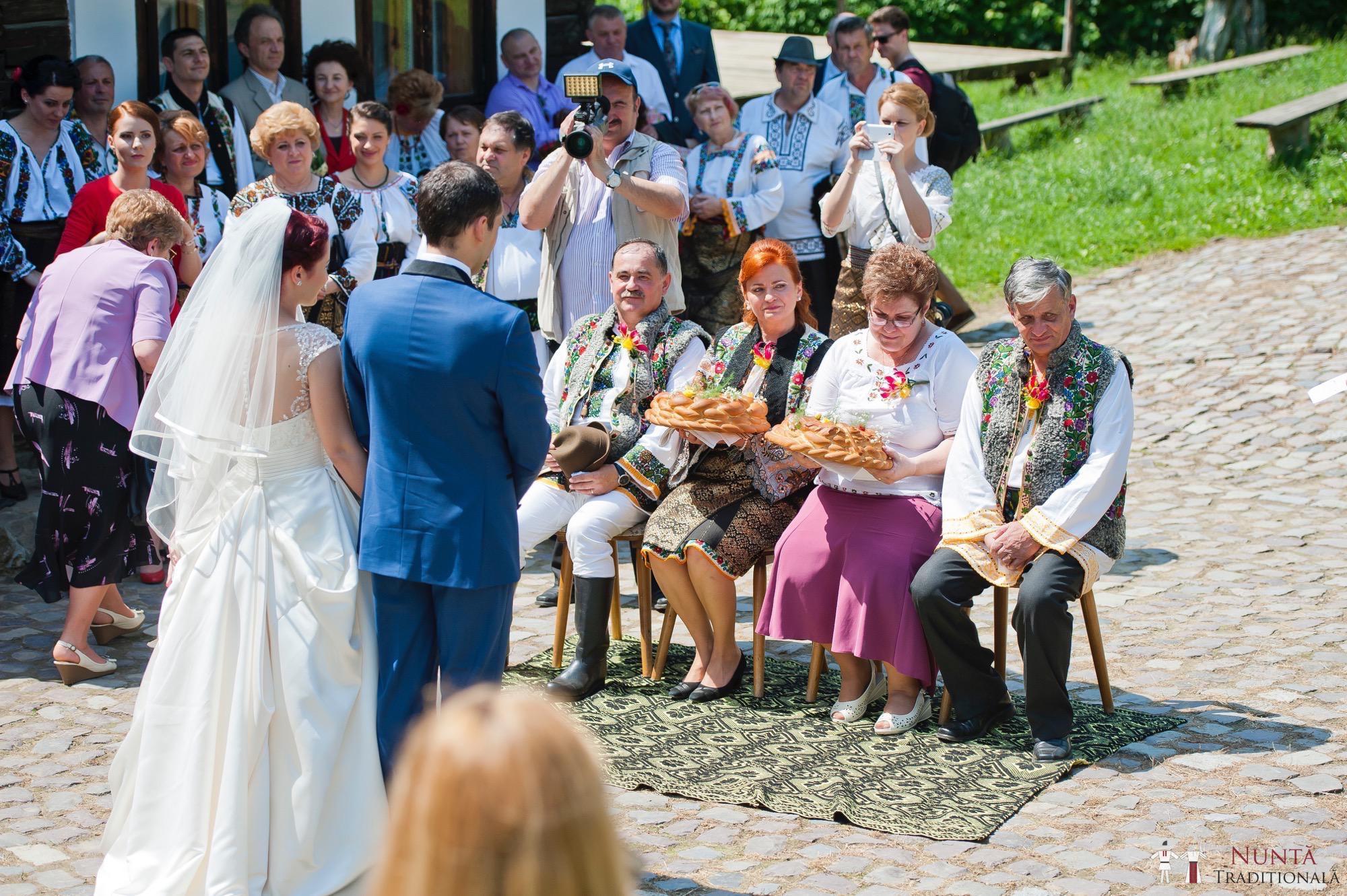 Povești Nunți Tradiționale - Gabriela și Mădălin - Nuntă Tradițională în Suceava, Bucovina 77