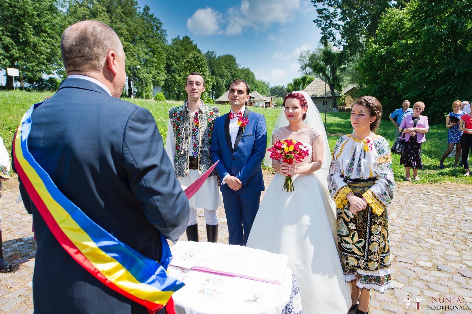 Povești Nunți Tradiționale - Gabriela și Mădălin - Nuntă Tradițională în Suceava, Bucovina 71