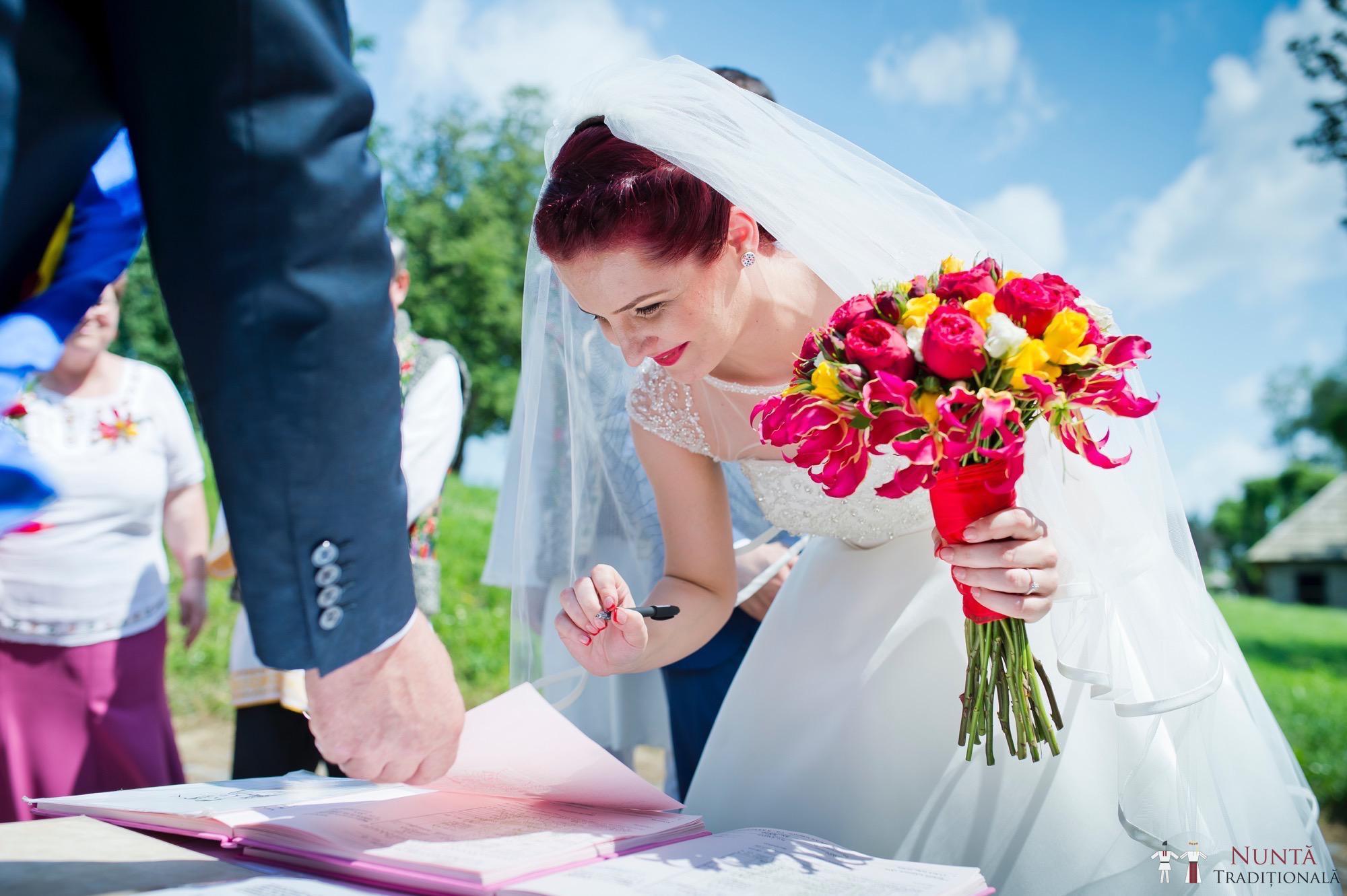 Povești Nunți Tradiționale - Gabriela și Mădălin - Nuntă Tradițională în Suceava, Bucovina 70