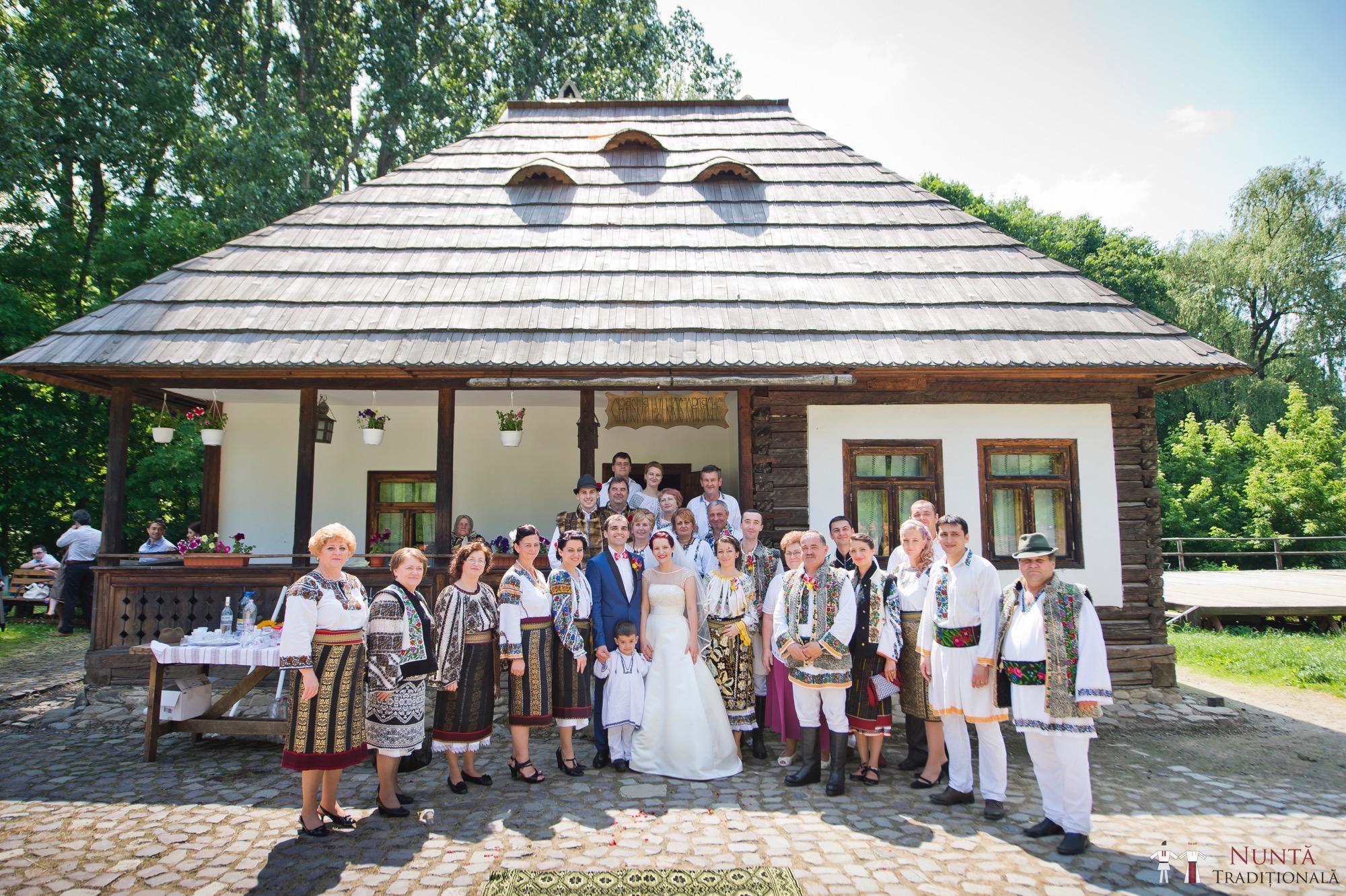 Povești Nunți Tradiționale - Gabriela și Mădălin - Nuntă Tradițională în Suceava, Bucovina 66