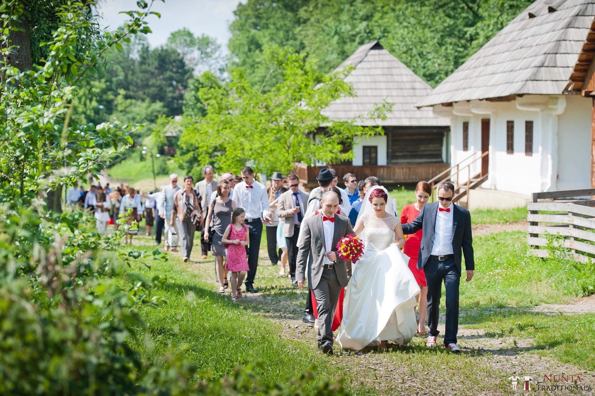 Povești Nunți Tradiționale - Gabriela și Mădălin - Nuntă Tradițională în Suceava, Bucovina 63
