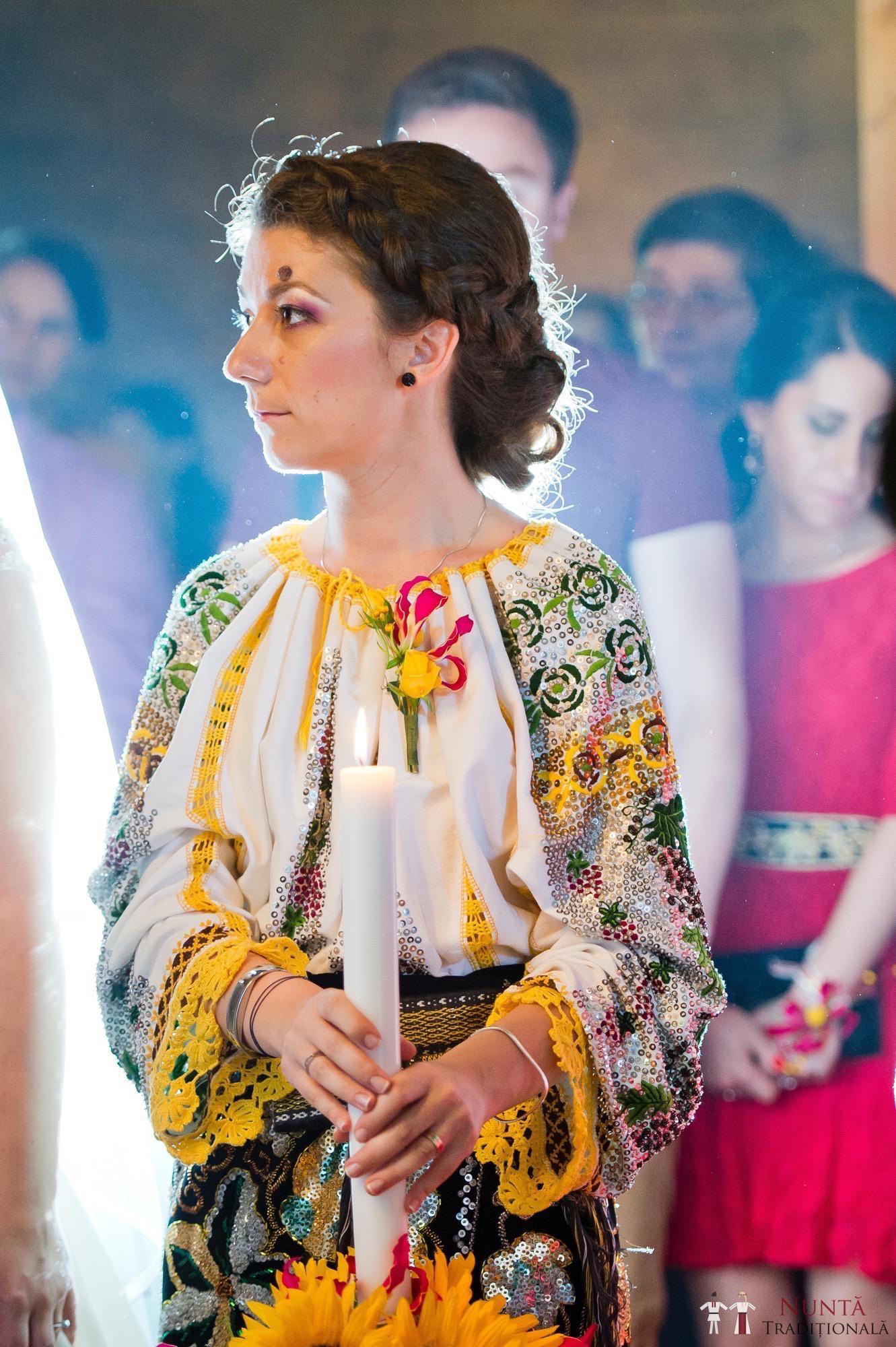 Povești Nunți Tradiționale - Gabriela și Mădălin - Nuntă Tradițională în Suceava, Bucovina 61