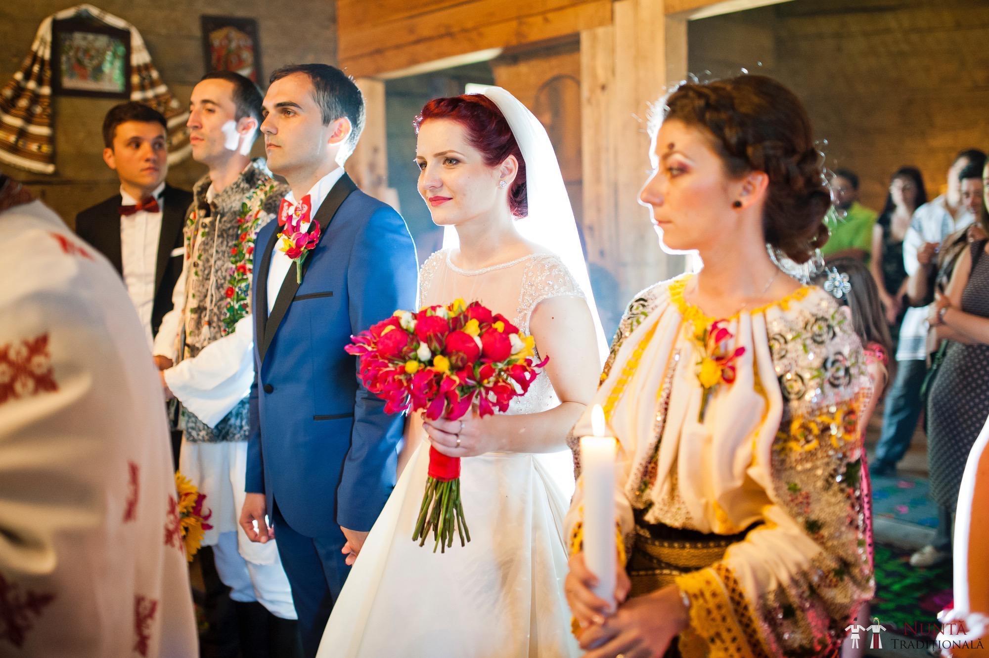 Povești Nunți Tradiționale - Gabriela și Mădălin - Nuntă Tradițională în Suceava, Bucovina 59