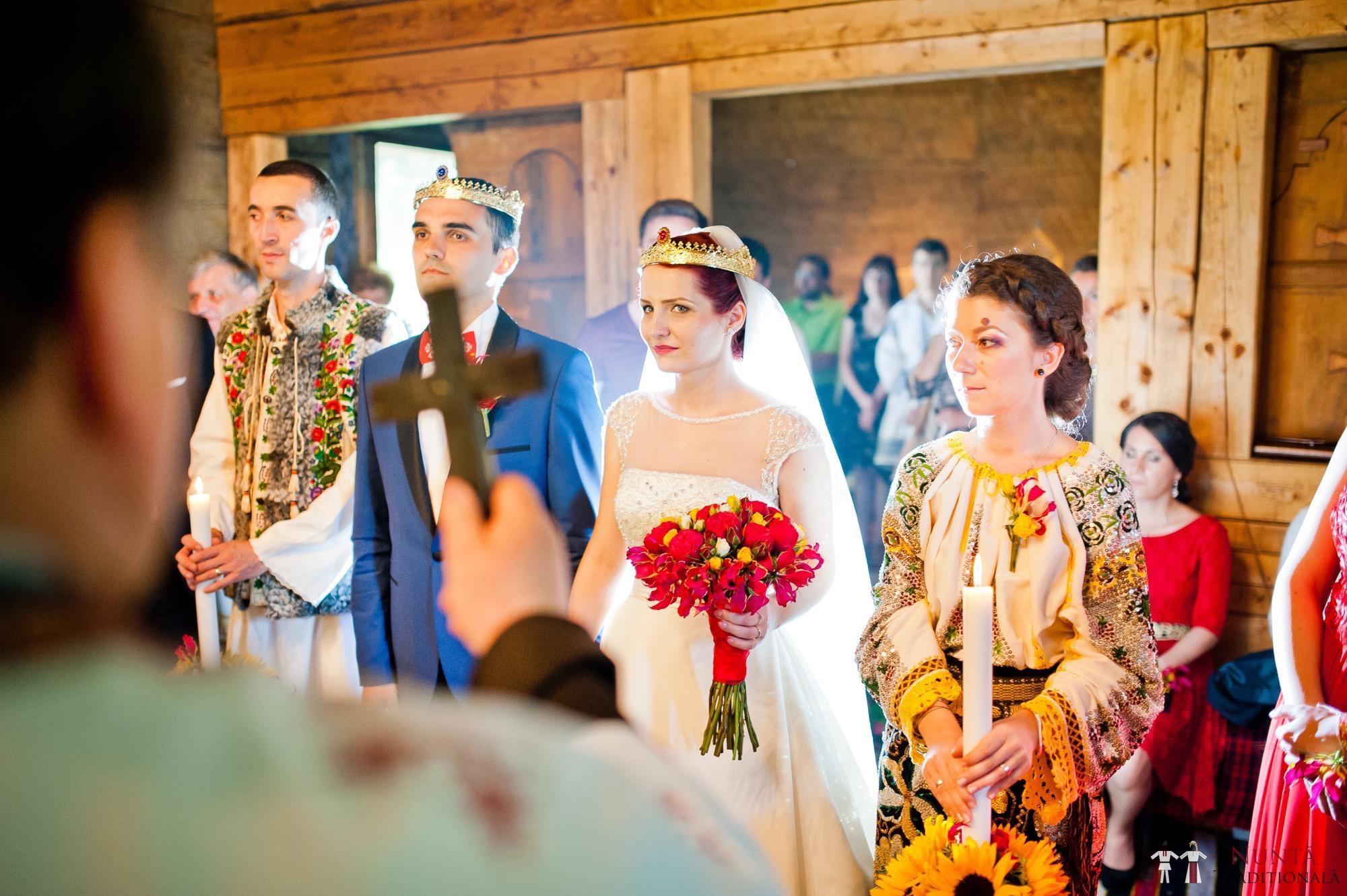 Povești Nunți Tradiționale - Gabriela și Mădălin - Nuntă Tradițională în Suceava, Bucovina 58