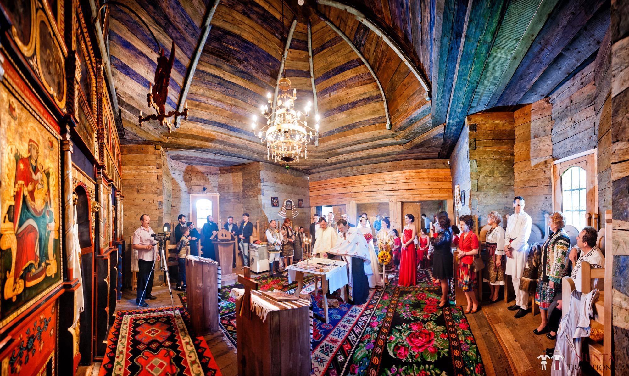 Povești Nunți Tradiționale - Gabriela și Mădălin - Nuntă Tradițională în Suceava, Bucovina 57