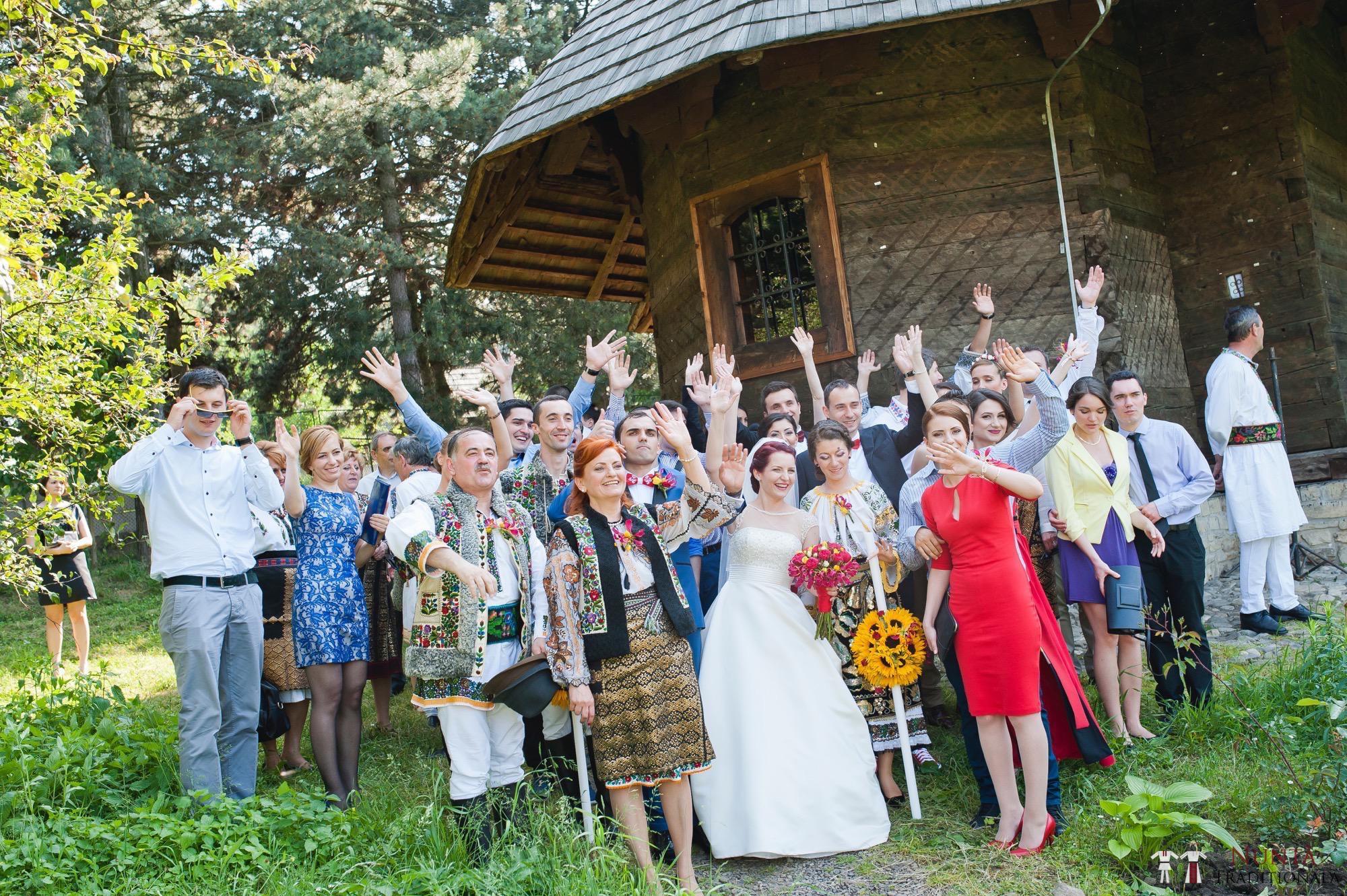 Povești Nunți Tradiționale - Gabriela și Mădălin - Nuntă Tradițională în Suceava, Bucovina 56