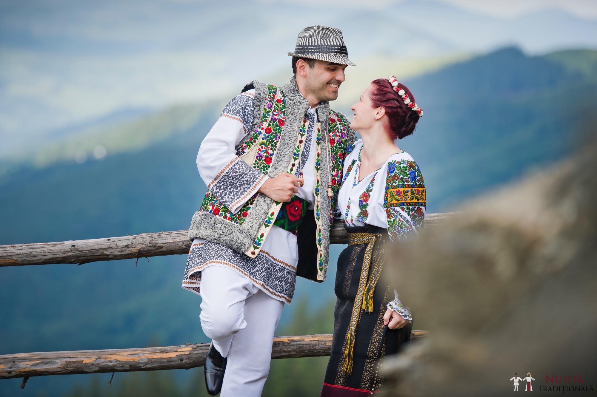 Povești Nunți Tradiționale - Gabriela și Mădălin - Nuntă Tradițională în Suceava, Bucovina 38
