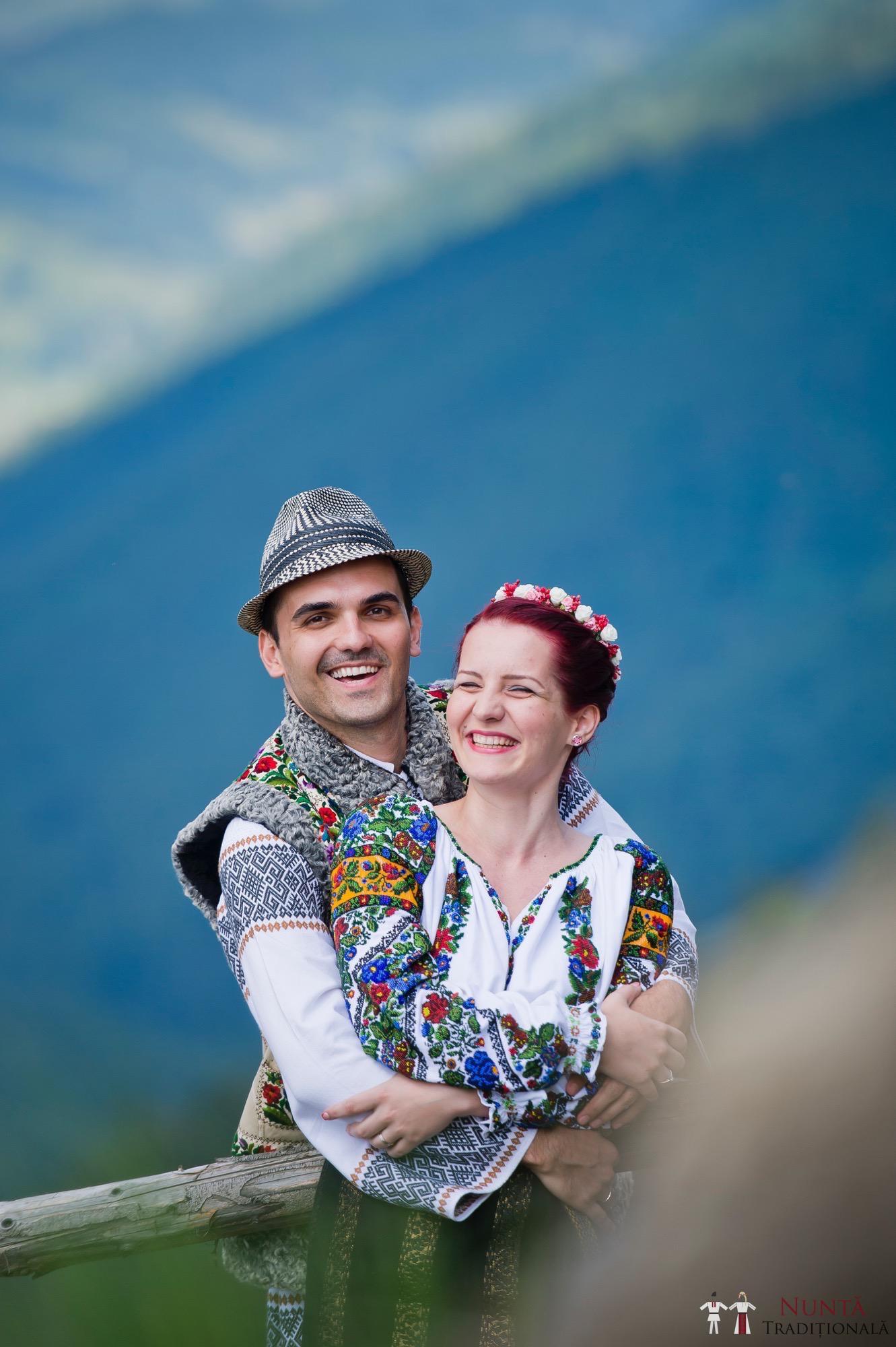 Povești Nunți Tradiționale - Gabriela și Mădălin - Nuntă Tradițională în Suceava, Bucovina 33
