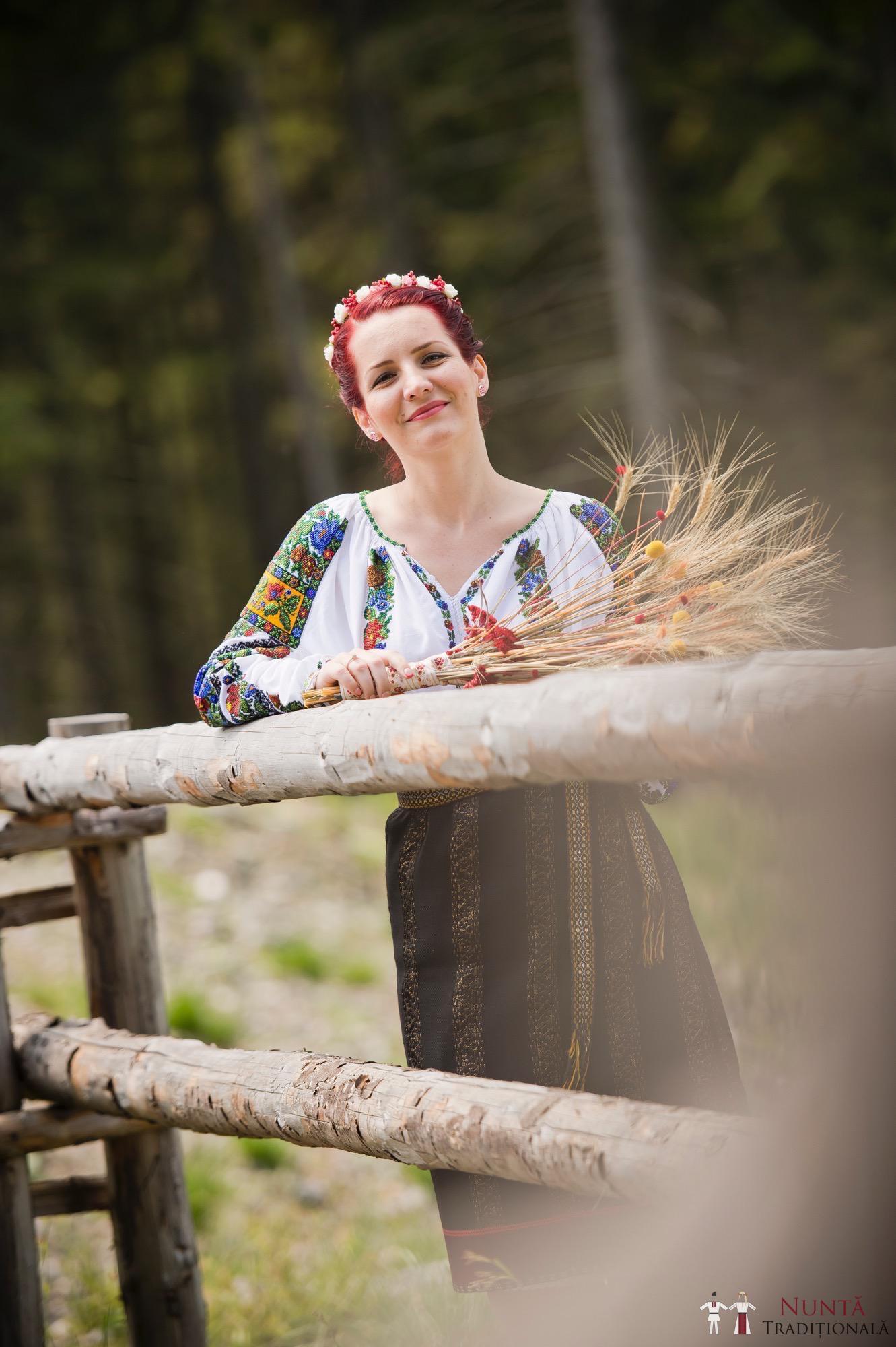 Povești Nunți Tradiționale - Gabriela și Mădălin - Nuntă Tradițională în Suceava, Bucovina 31