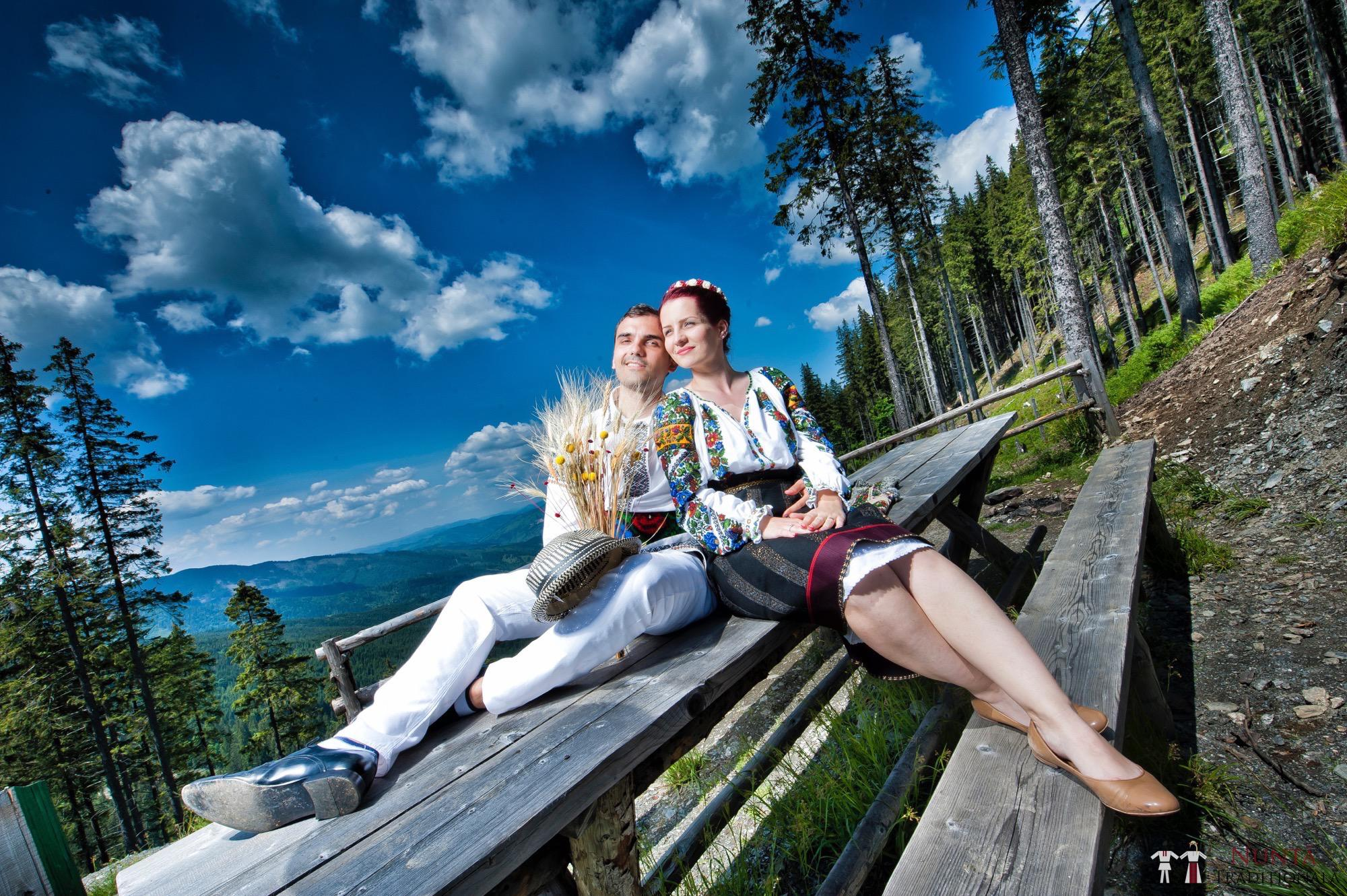 Povești Nunți Tradiționale - Gabriela și Mădălin - Nuntă Tradițională în Suceava, Bucovina 29