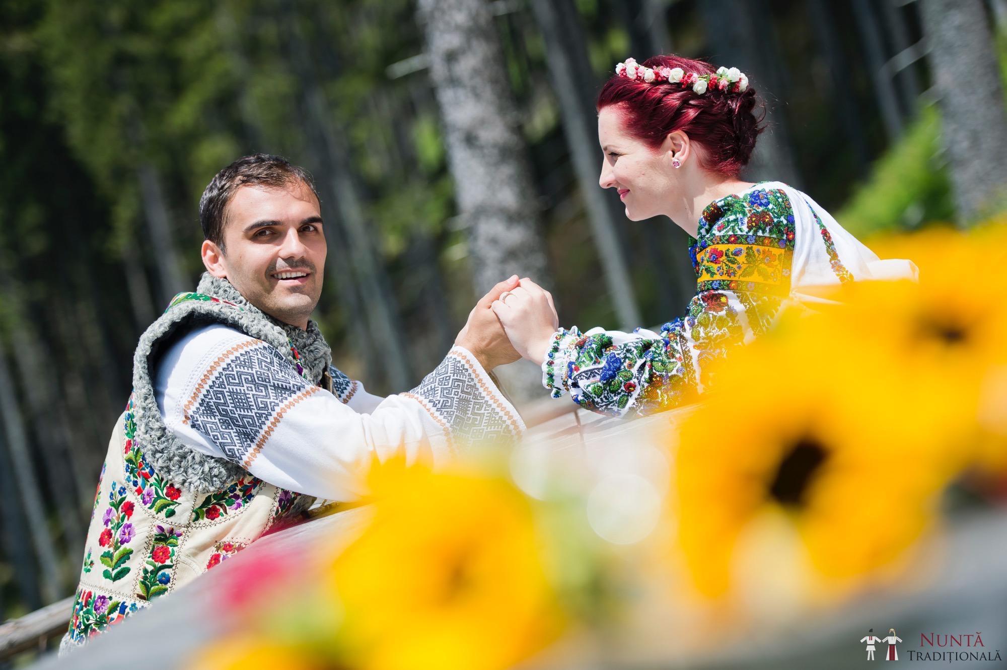 Povești Nunți Tradiționale - Gabriela și Mădălin - Nuntă Tradițională în Suceava, Bucovina 28